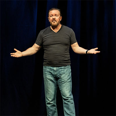 Ricky Gervais Animal Rights